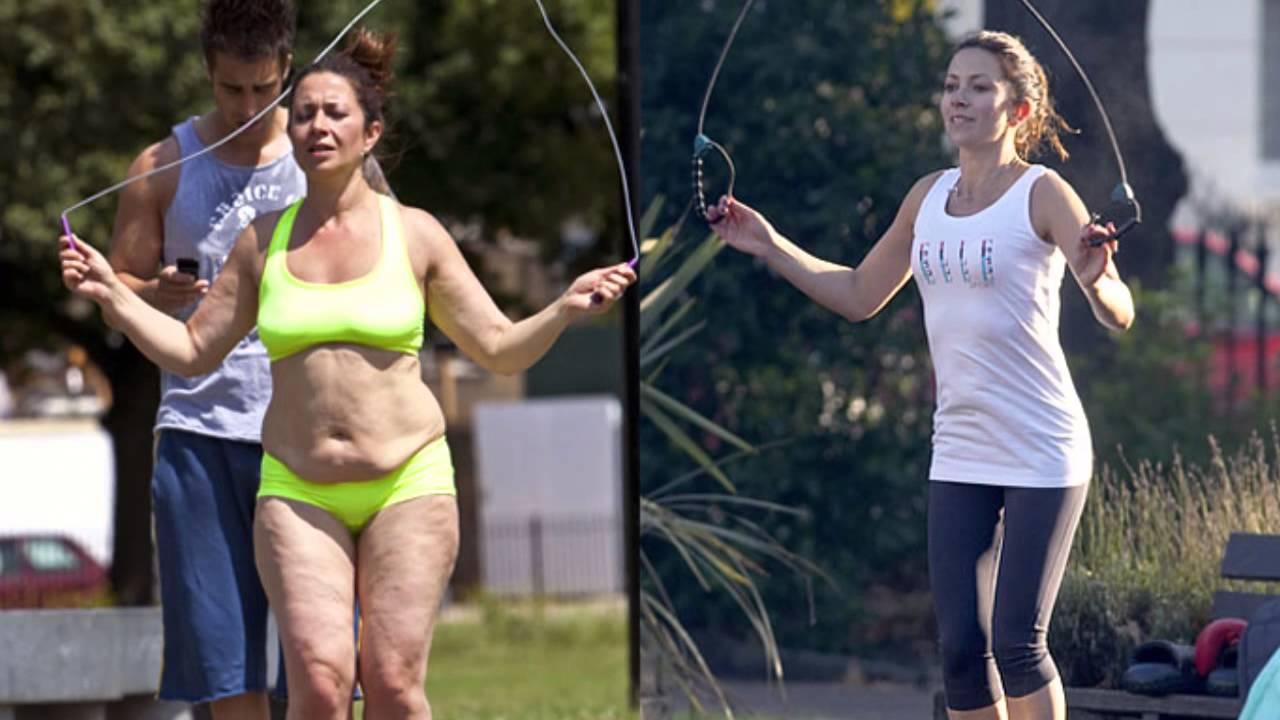 Как похудеть с помощью гантелей упражнения