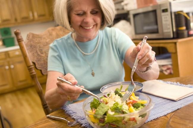 Питание после 40 лет для женщин меню