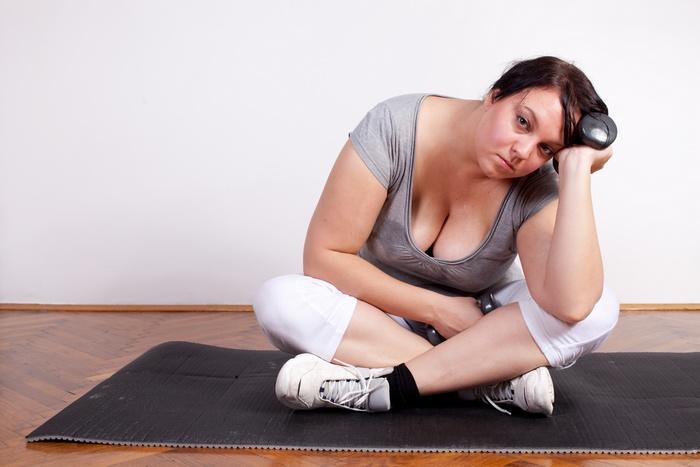 Как заставить себя не лениться похудеть