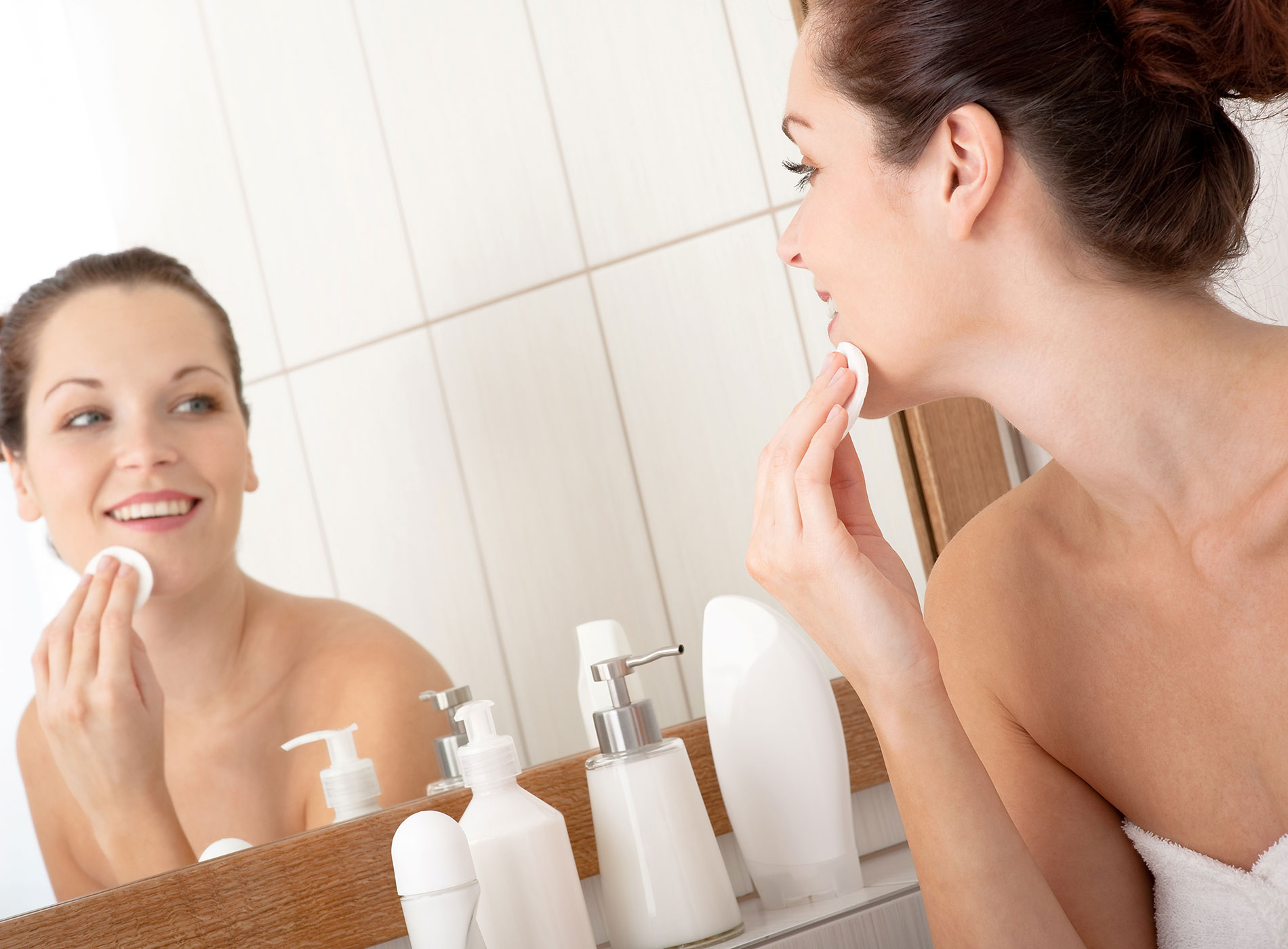 Уход за коже лица в домашних условиях 30 лет