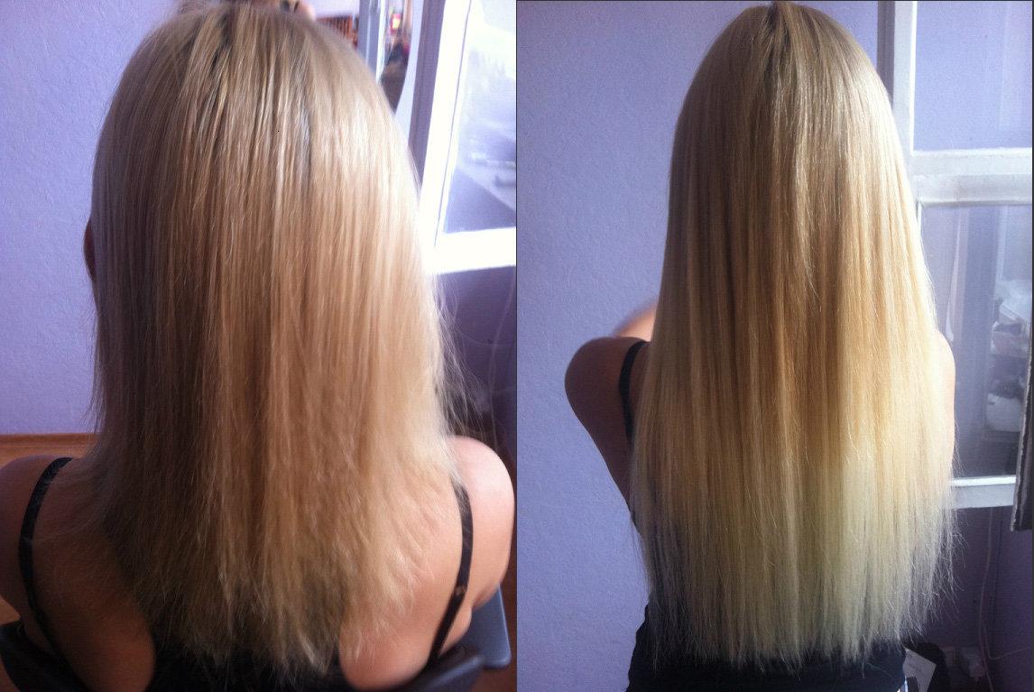 Эффективные масла для восстановления волос