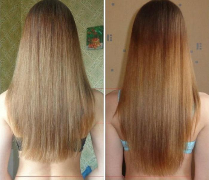 Маски для волос с маслом и яичным желтком