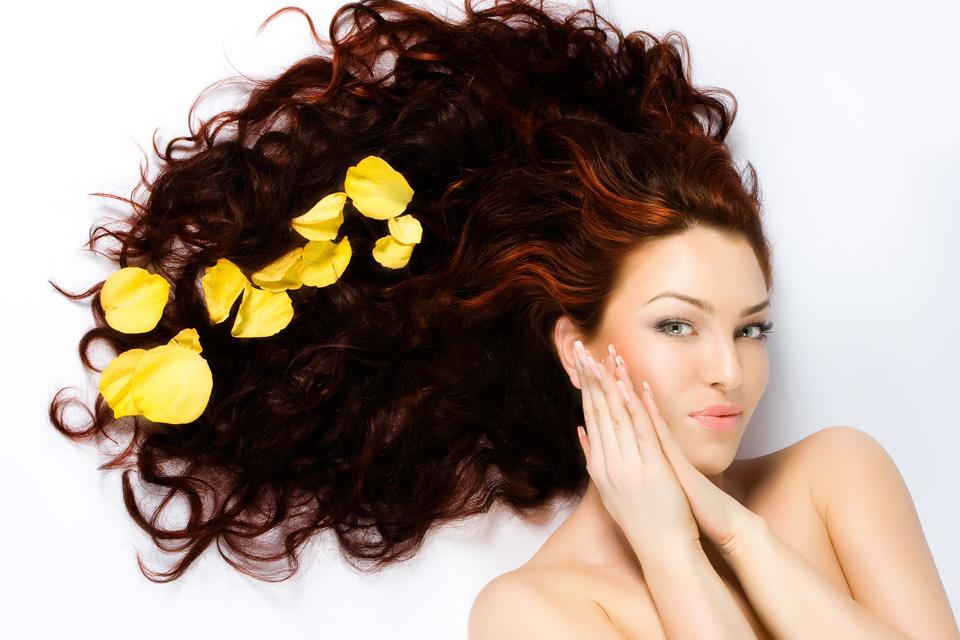 Как смыть медовую маску с волос