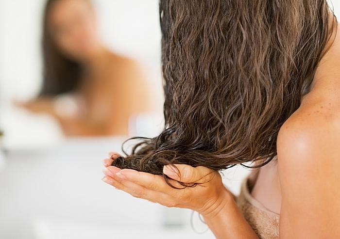 Маска для волос из меда и яйца для роста
