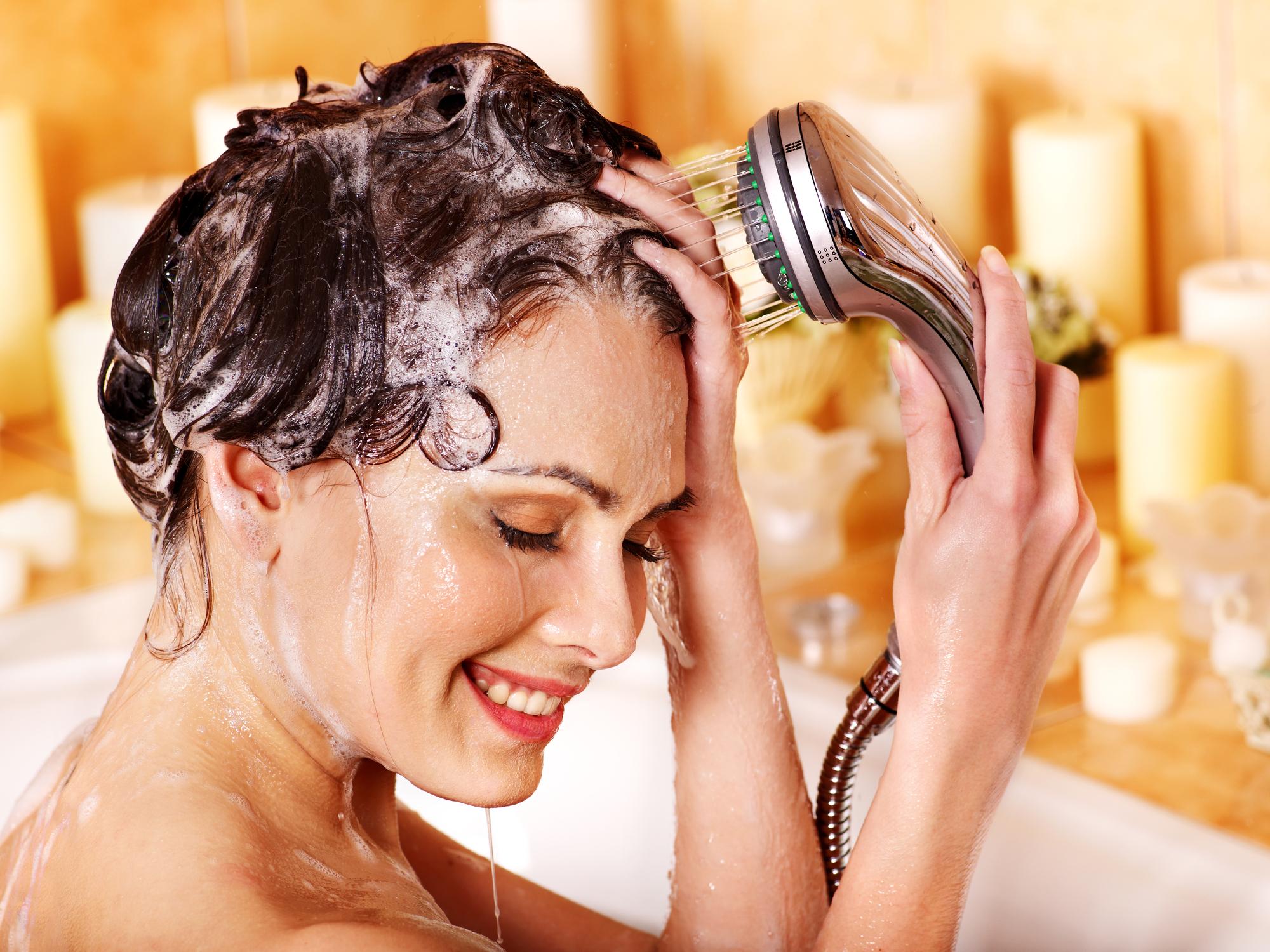 Народные средства для улучшения структуры волос