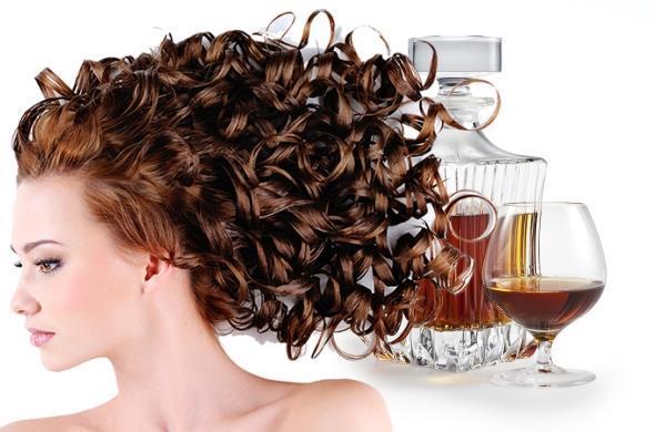 Маска для густоты волос на коньяке в домашних условиях