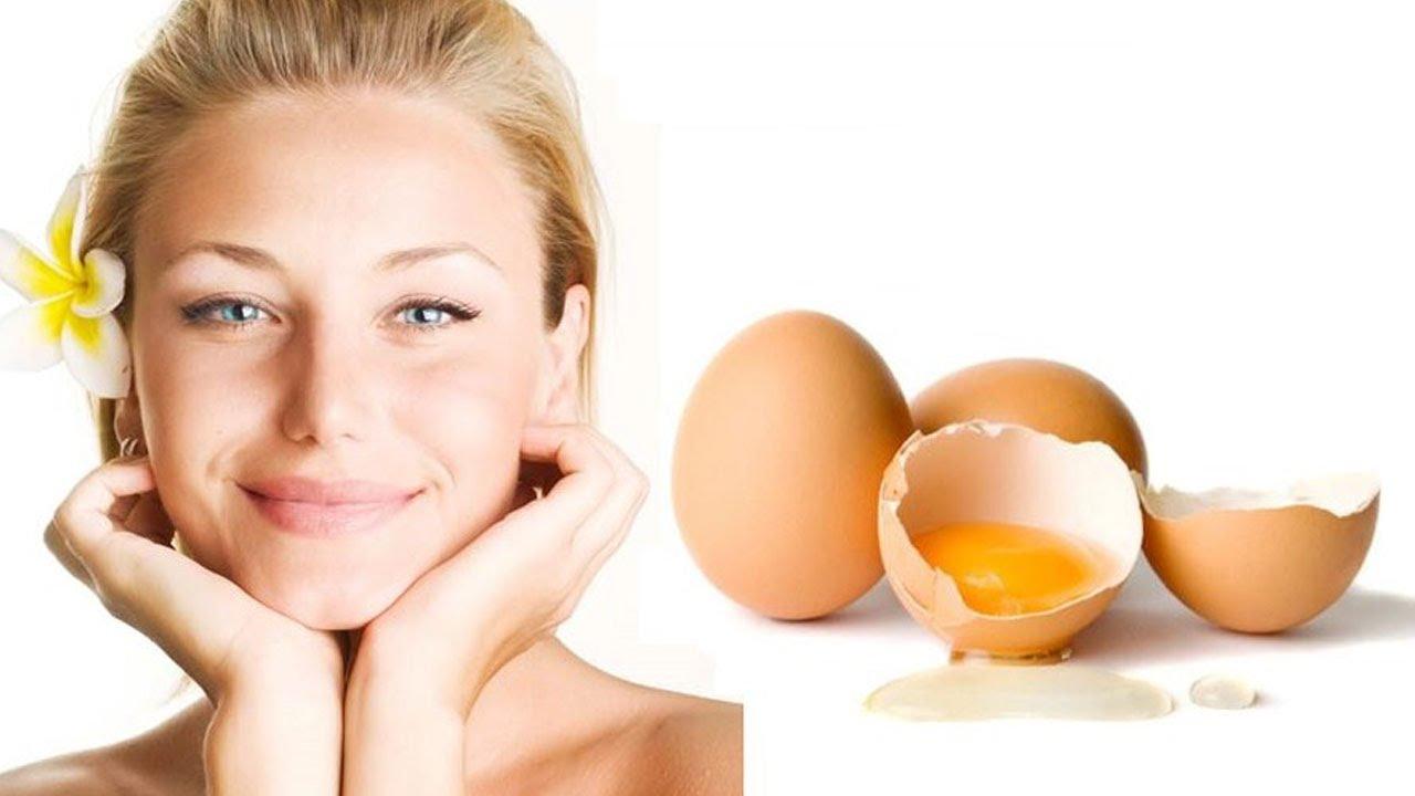 Яичные маски в домашних условиях
