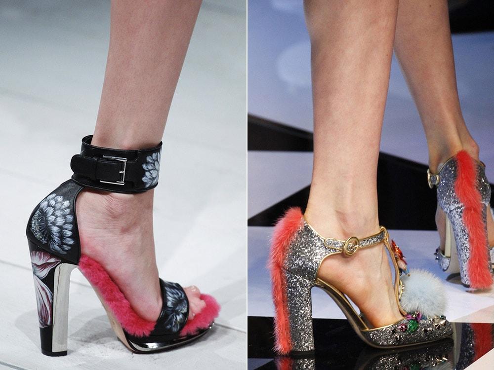 Весенние и летние тенденции модной обуви 2017-го года – Италия по-русски 35aa6c6325e