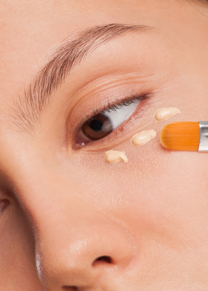 Как увеличить глаза с помощью макияжа. Как визуально увеличить глаза