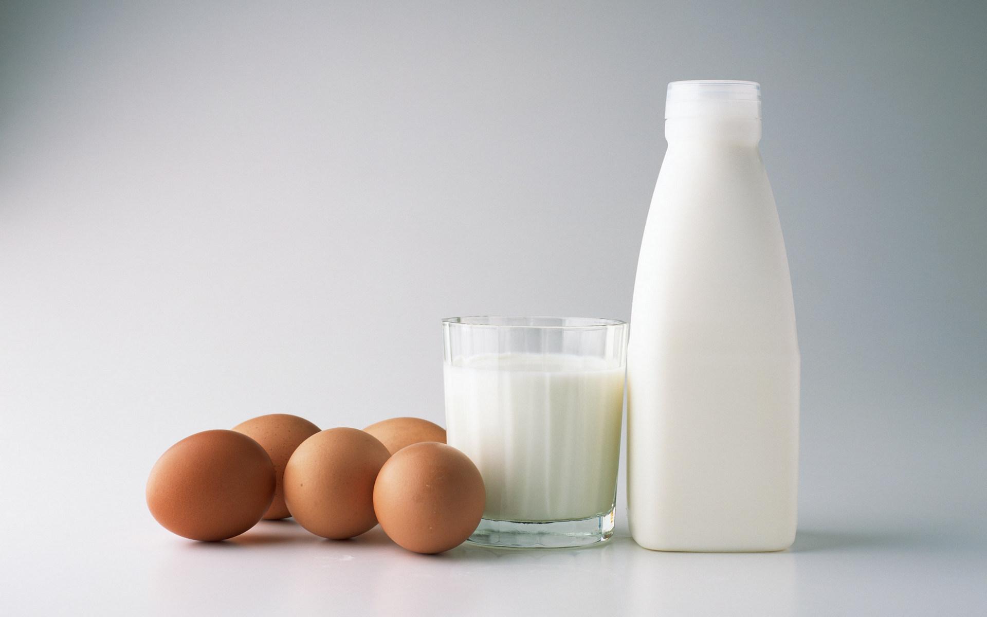 Маска из кефира и яиц для волос в домашних условиях