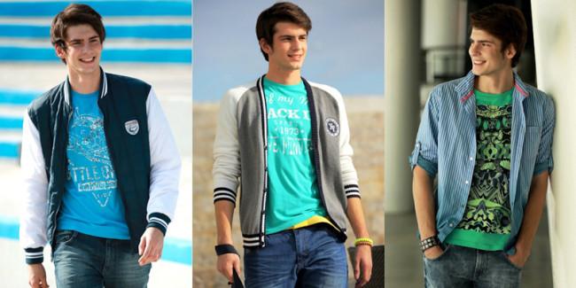 Модная Молодежная Мужская Одежда