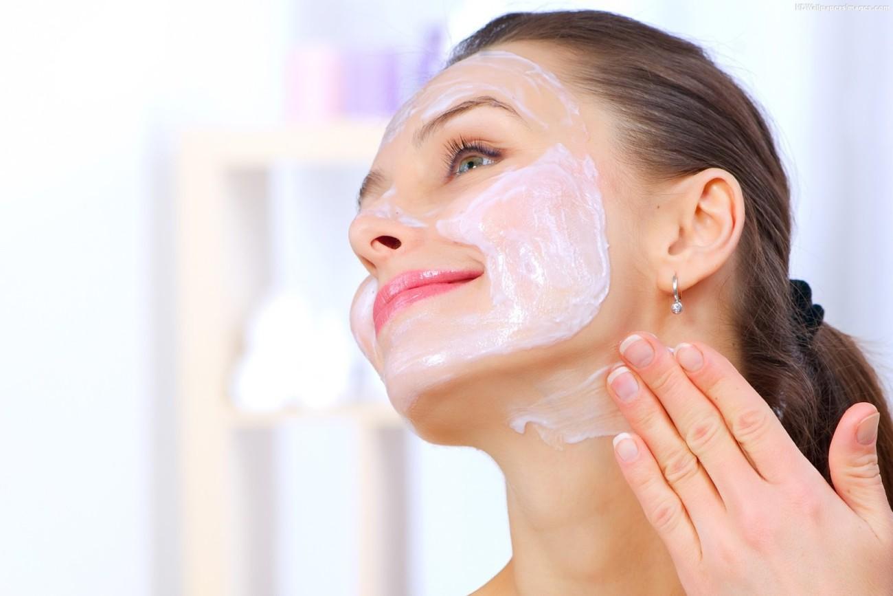 Как сделать нежную кожу на лице