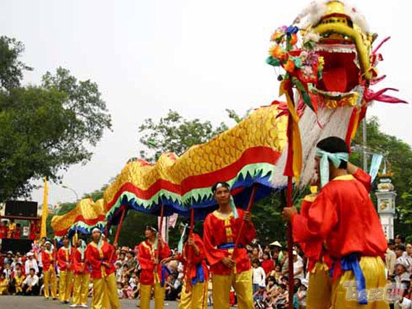 Новый год вьетнам как праздновать