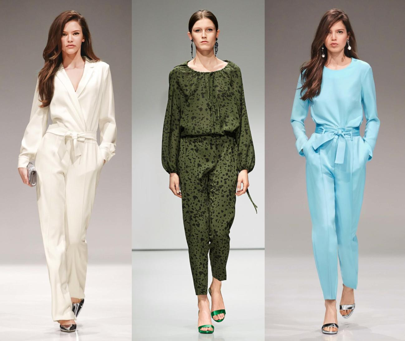 Модный фасон брюк в 2017
