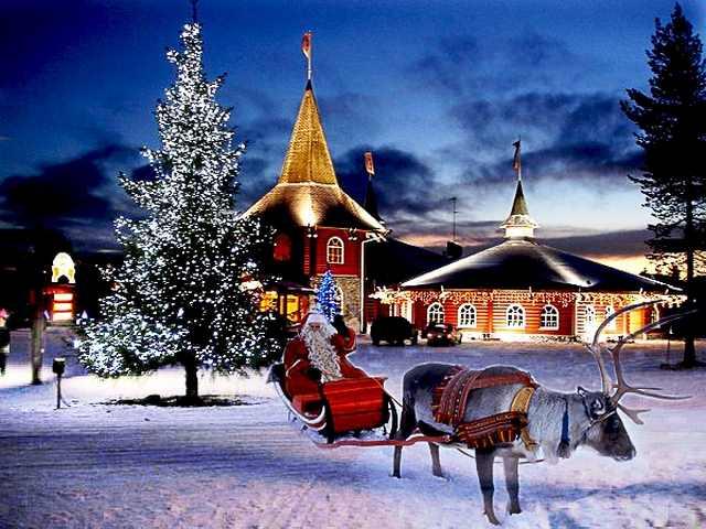 Тур на новый год 2017 финляндия