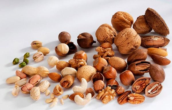 Орехи усиливающие потенцию