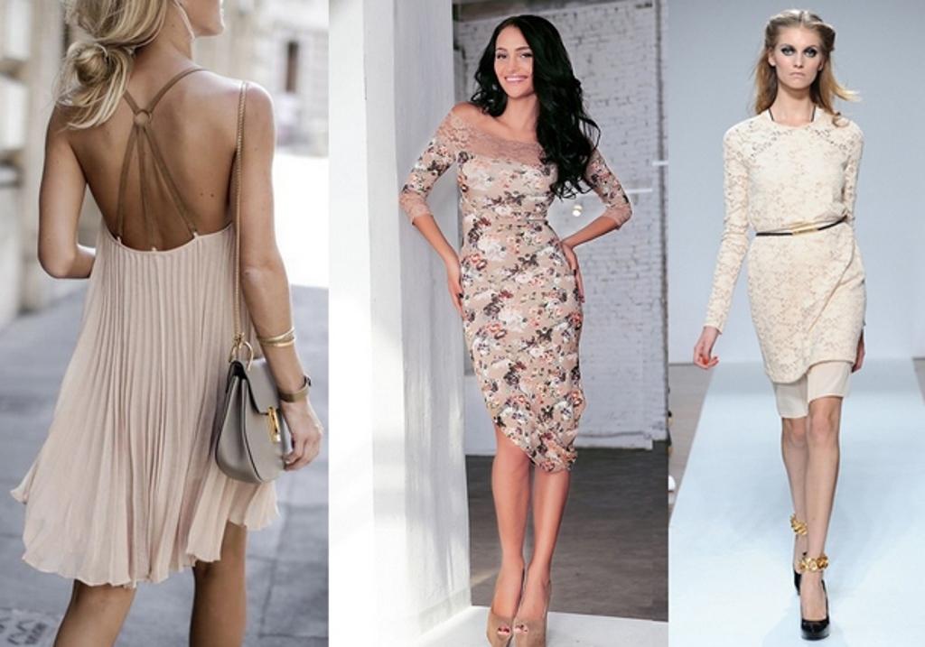 Модные платья 2017 для женщин