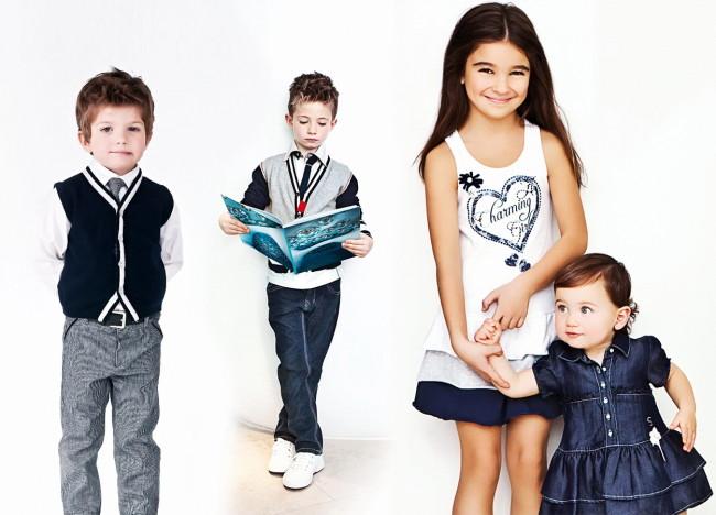 Мода для деток фото