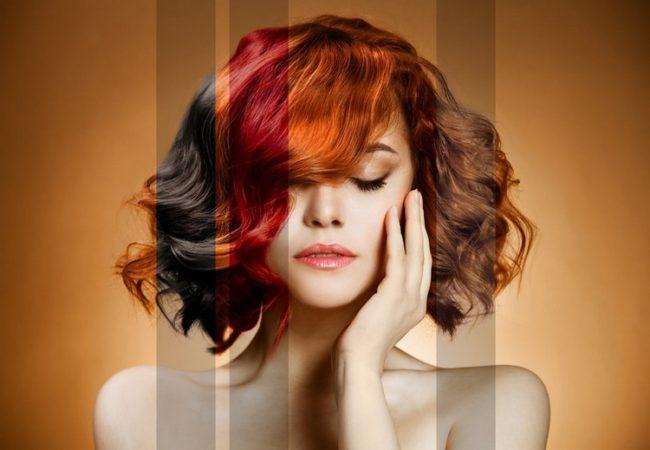 когда можно красить волосы в январе в феврале 2017