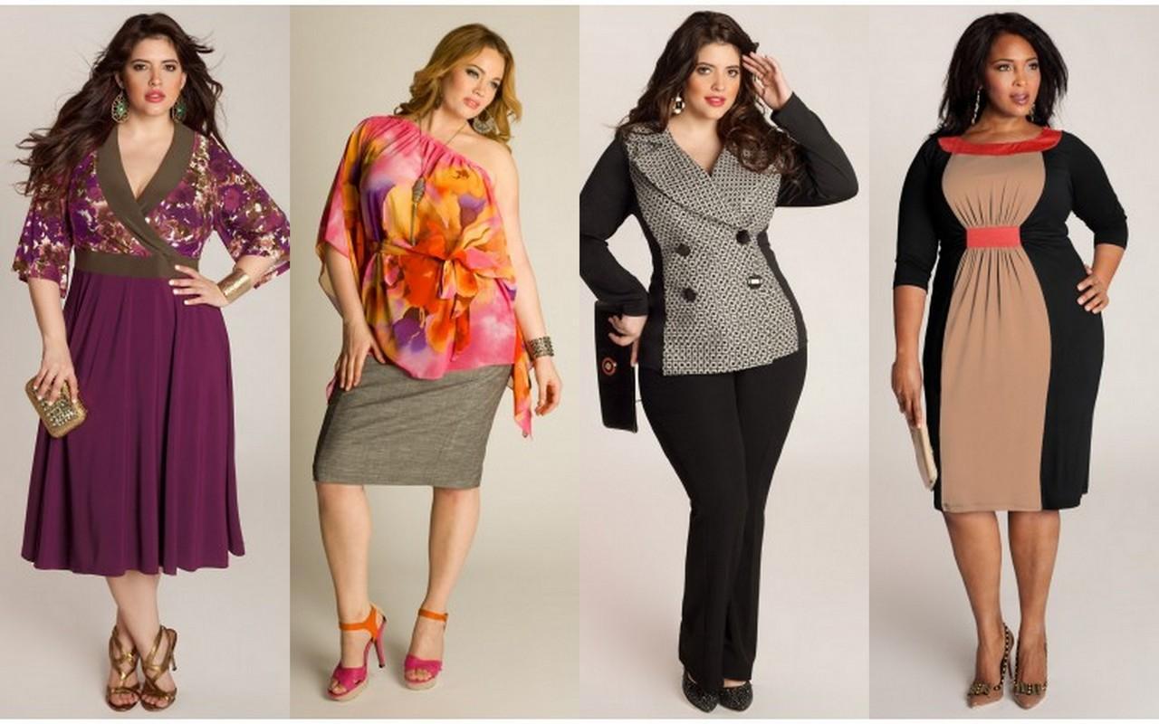 Одежда Для Лета Для Полных Женщин Фото