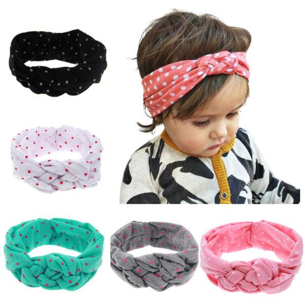 20161-pieces-new-cute-baby-headband-printing-knot-hair-bands-headband-ribbon-elasticity-hair-accessories-hairband