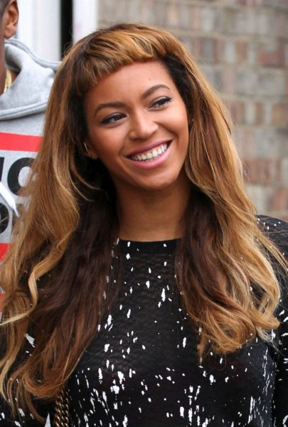 Mandatory Credit: Photo by Beretta/Sims/REX (4198237as) Beyonce Knowles Beyonce Knowles and Jay Z out and about in London, Britain - 15 Oct 2014