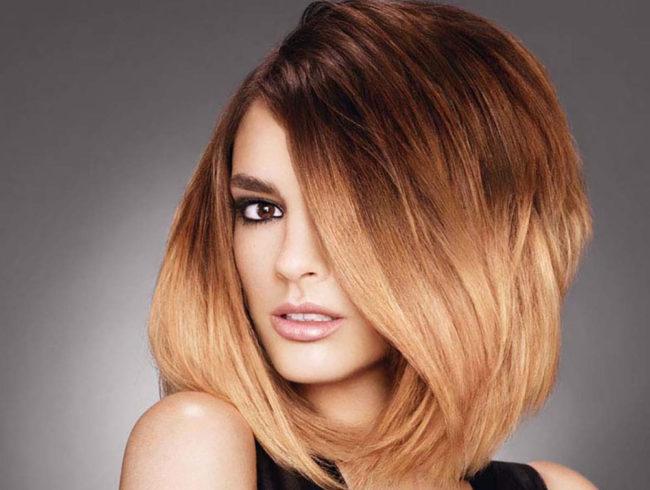 Модные цвета волос в 2017 году на средние волосы