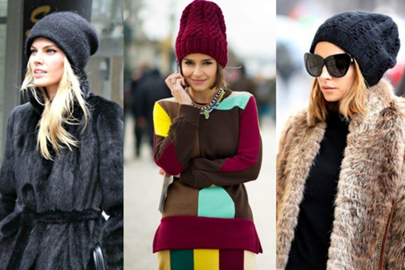 Модные шапки осень зима 2017-2018 2017