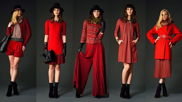 Мода Одежды Осень 2017