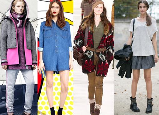 Что щас модно носить подросткам 2018