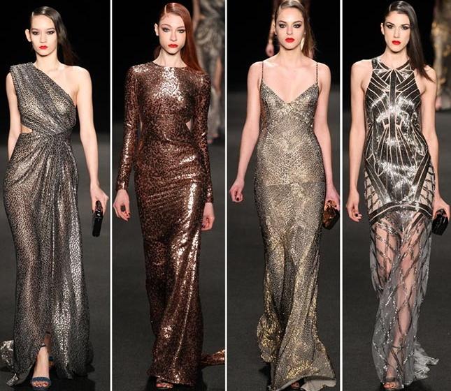 Последние тренды платья