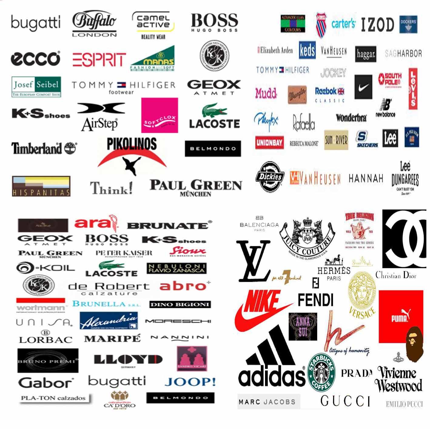 Одежда с логотипами компании