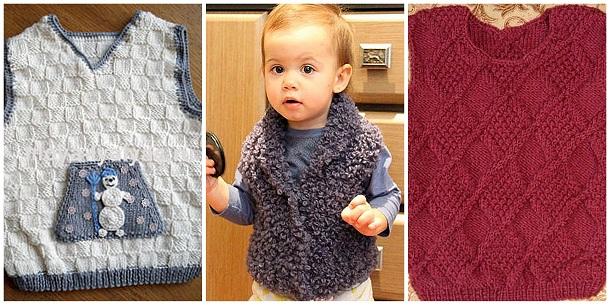 Схема вязания свитера с зайцем
