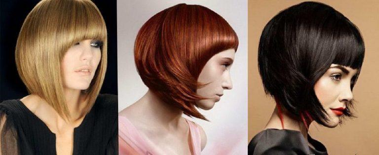 Причёска боб каре и каре