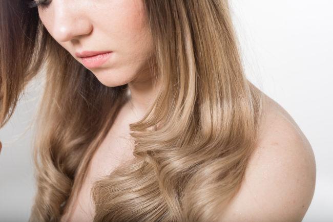 Однотонное окрашивание волос 2017