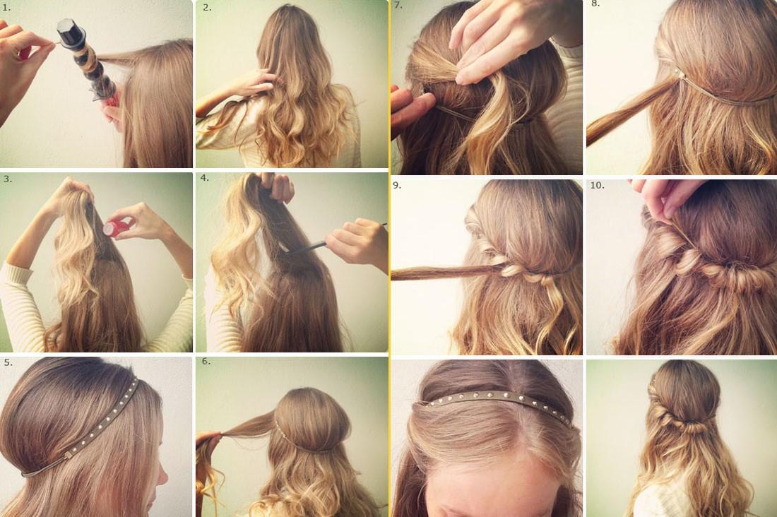 Волосы своими руками опыт