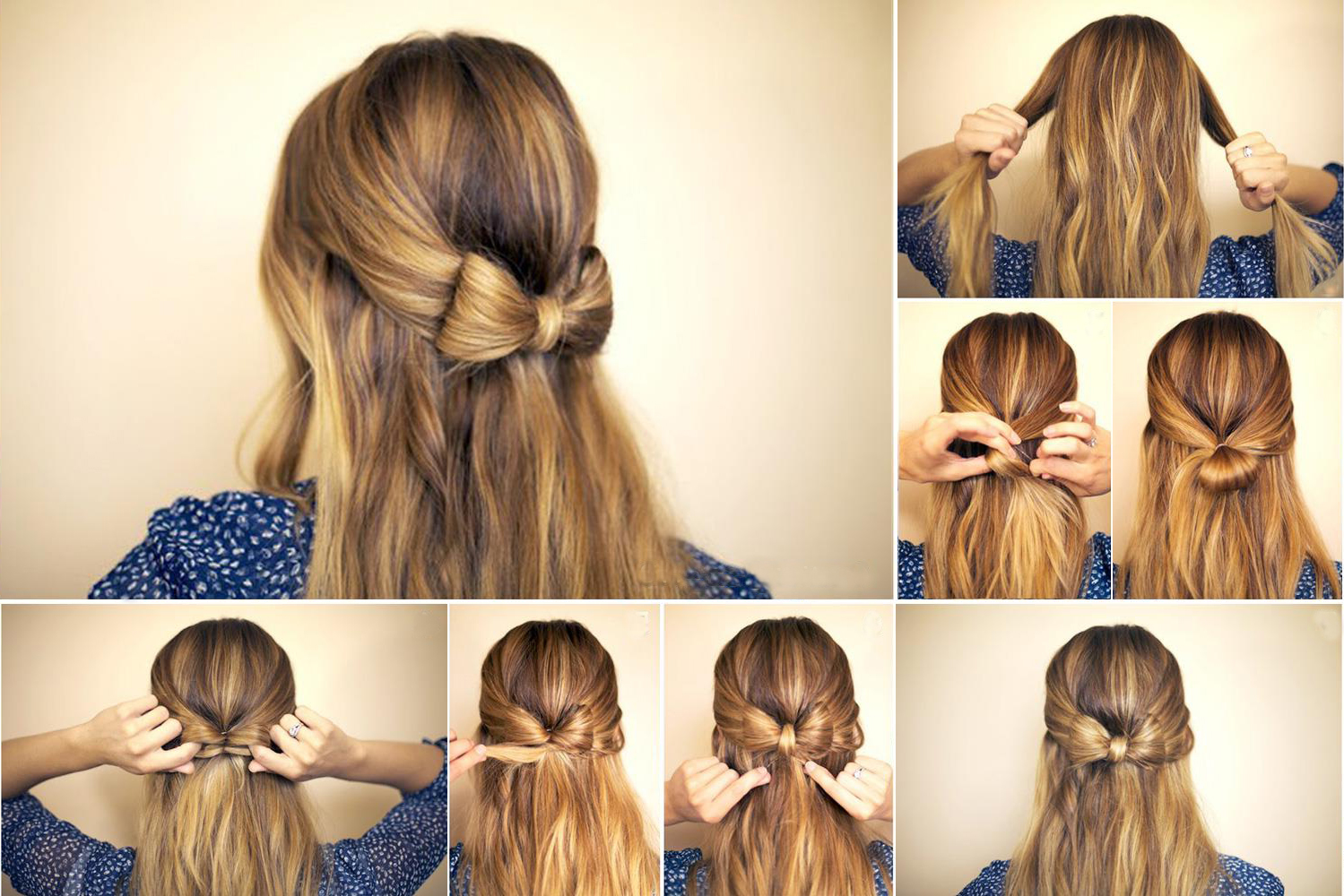 Красивые прически на средние волосы картинки
