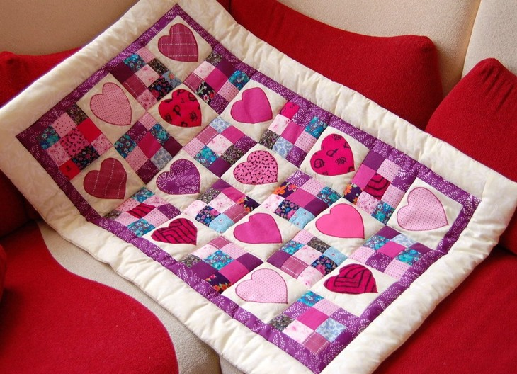 Как сшить детское одеяло из синтепона своими руками фото 610