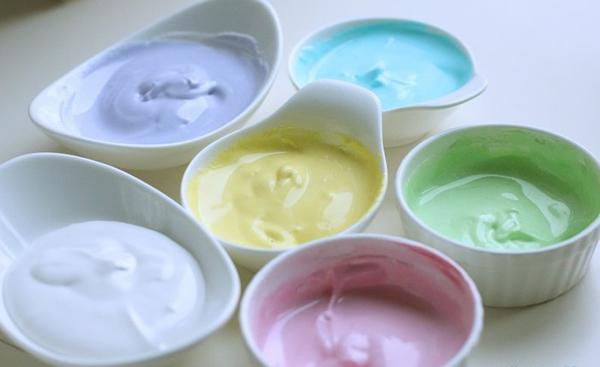 Цветная глазурь рецепт с фото