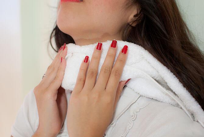 какие компрессы можно делать при шейном остеохондрозе