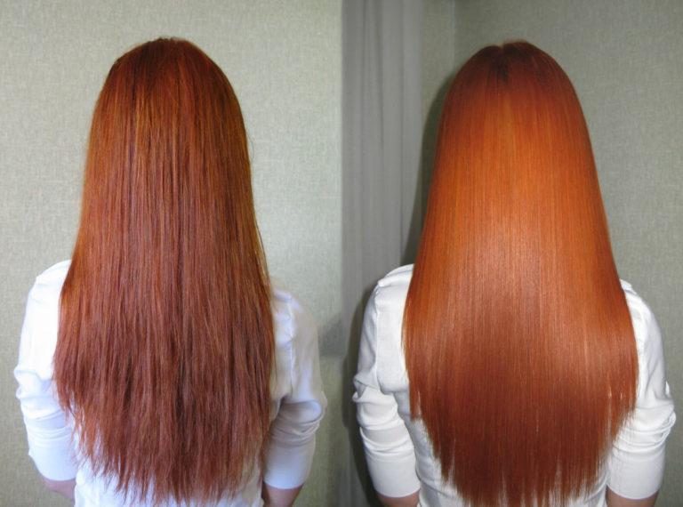 Ламинирование волос в домашних условиях семенами льна
