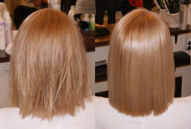 Маска для волос из арганового масла