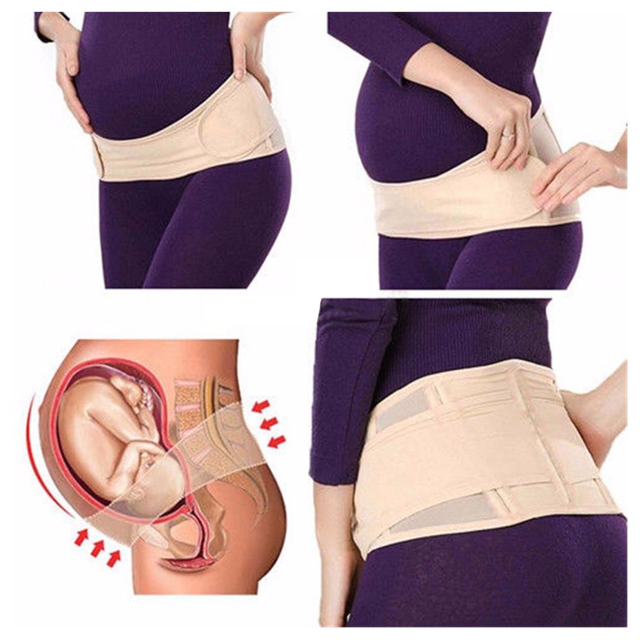 Как правильно одевать бандаж для беременных фото