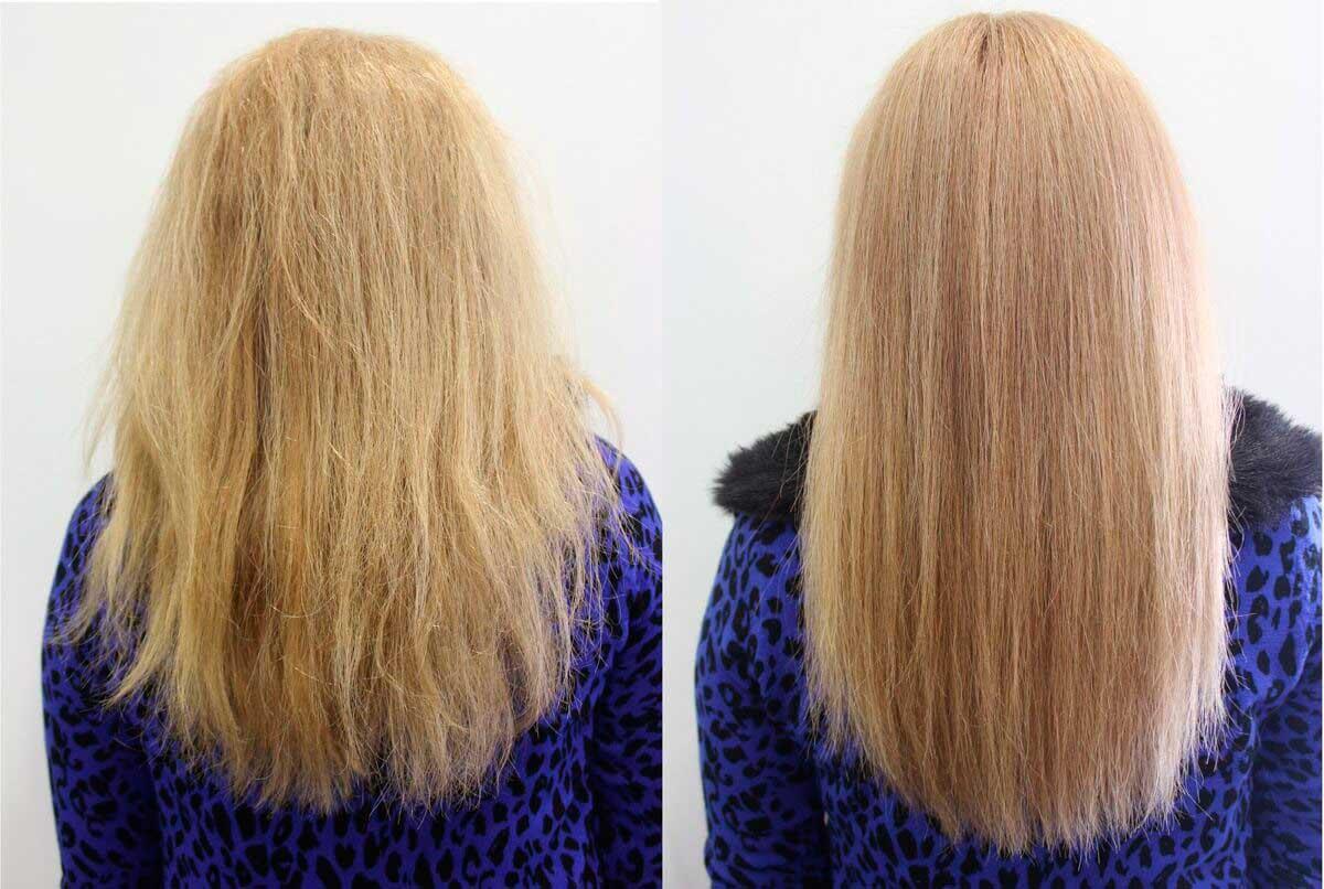Что такое ламинирование волос и как его  410
