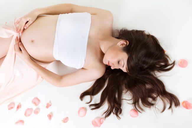 Чем беременным красить волосы