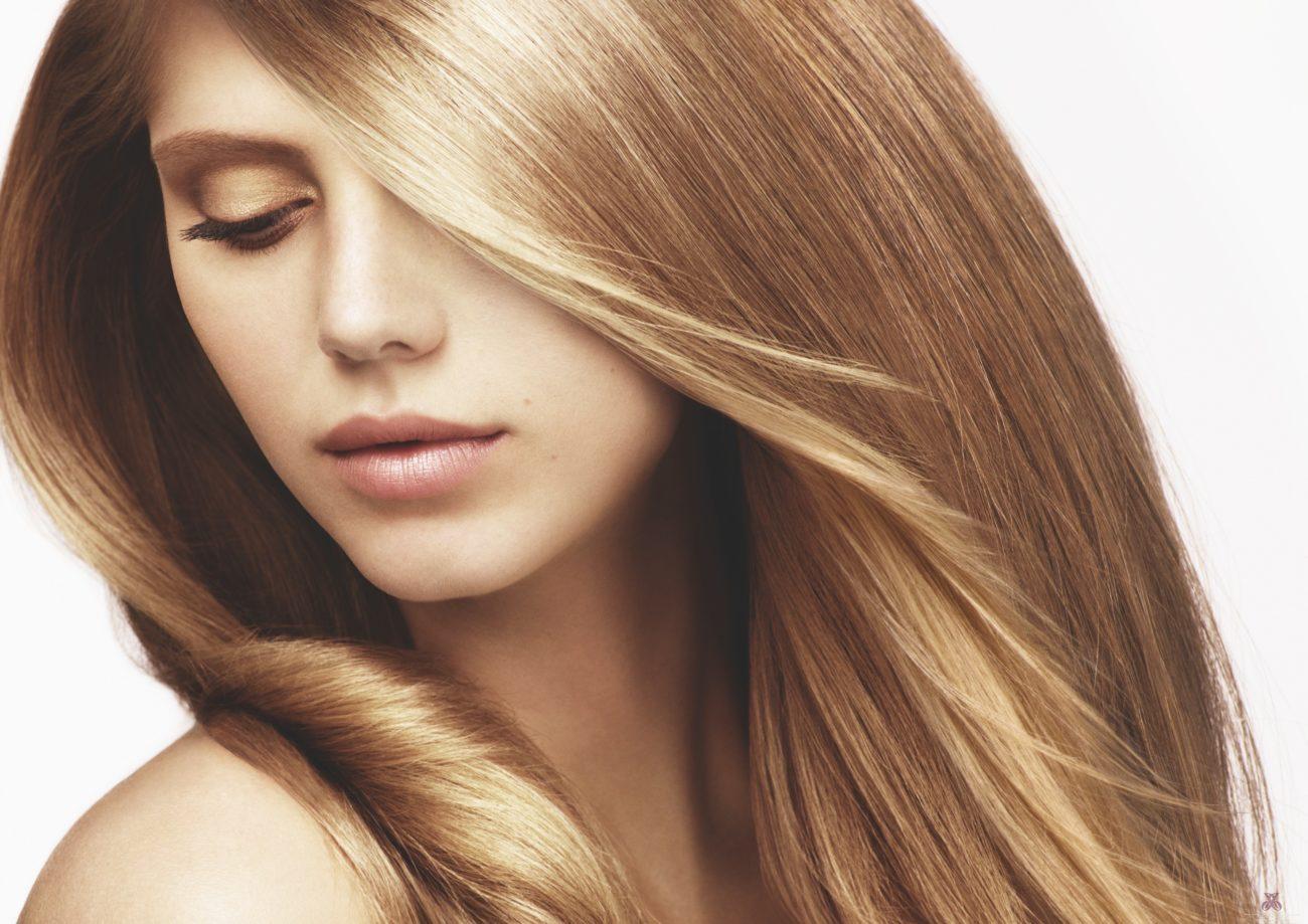 Фото девушек с натуральным цветом волос