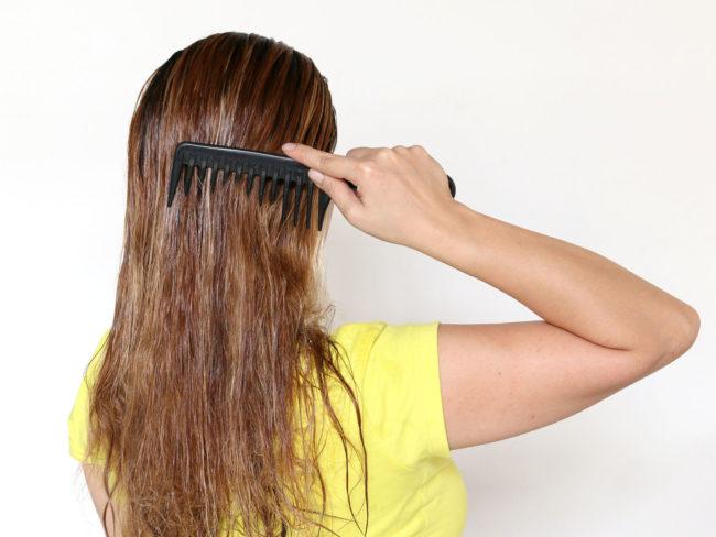 Желток и репейное масло маска для волос