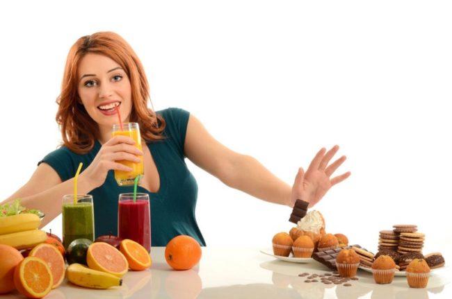 отказавшись от сахара похудеть мучного и