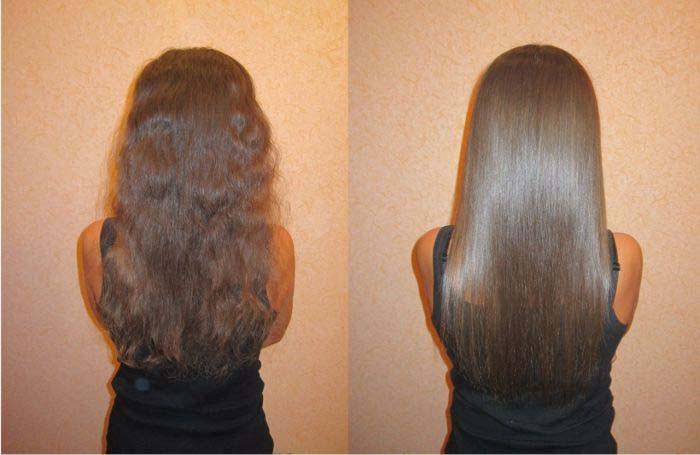 Пористые волосы как сделать гладкими