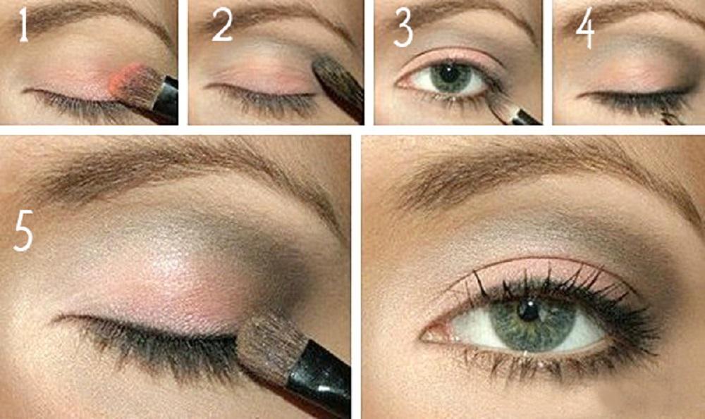 Как правильно накрасить глаза с нависшими веками
